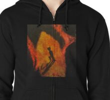 The Favorite Son Zipped Hoodie