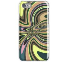 wave pattern  iPhone Case/Skin