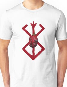 Berserk Sacrifice Brand with Bejelit Unisex T-Shirt