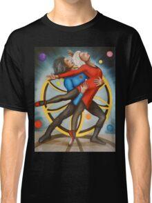 Trek Ballet - Pas de Deux Classic T-Shirt