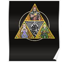 The Triforce.. Poster
