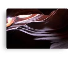 Antilope Canyon Sunset Canvas Print