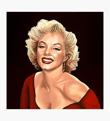 Marilyn Monroe 3 Photographic Print
