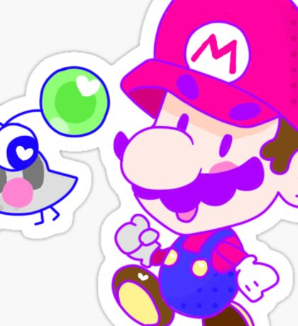 ♡ two cool dudes ♡ Sticker