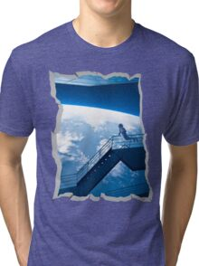 Earth Observation Tri-blend T-Shirt