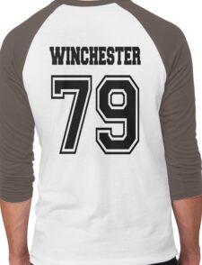 Winchester 79 Dean - black Men's Baseball ¾ T-Shirt