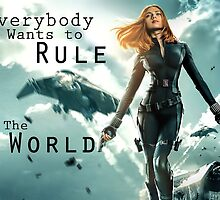 Everybody wants to rule the world by chlopollo