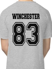 Winchester 83 Sam - Black Classic T-Shirt