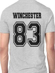 Winchester 83 Sam - Black Unisex T-Shirt