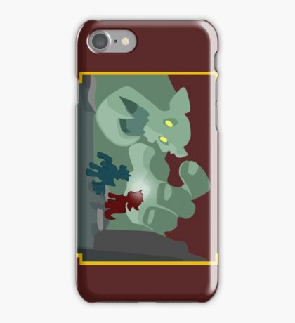 Ogres and Oubliettes - NO text iPhone Case/Skin