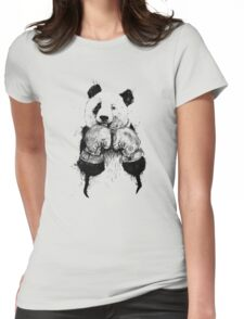 The winner Womens Fitted T-Shirt