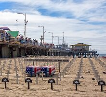 Arlington West, Santa Monica California by CarolM
