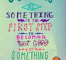 Adventure Time Quote by AnnikaPeterson