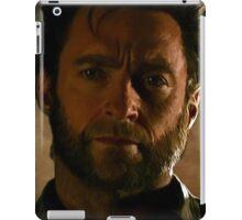 Hugh Jackman Wolverine Digital Painting iPad Case/Skin