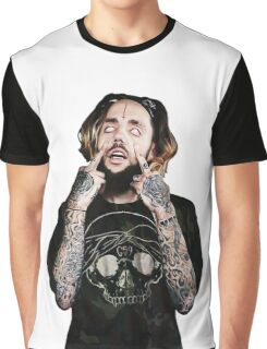 scrim Graphic T-Shirt