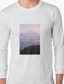 Heaven's Peak Long Sleeve T-Shirt