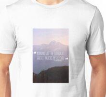 Heaven's Peak Unisex T-Shirt