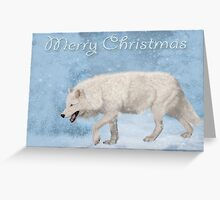Homeward Bound - Christmas Card Greeting Card