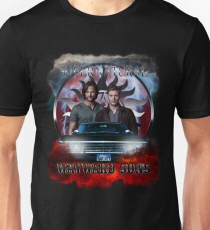 Supernatural WayWard Sons Theme 4 Unisex T-Shirt