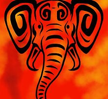 Elephant King by Jack Rinderknecht