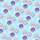Yuri on Ice by knightofbunnies