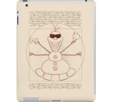 Vitruvian Summer iPad Case/Skin
