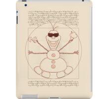 Vitruvian Summer iPad Case/Skin