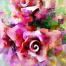 A Rose is A Rose - #giftoriginal, #redbubble by Dana Roper