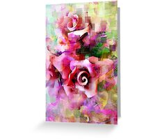 A Rose is A Rose - #giftoriginal, #redbubble Greeting Card