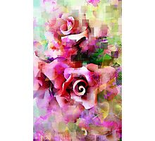 A Rose is A Rose - #giftoriginal, #redbubble Photographic Print