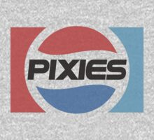 Pixies Pepsi Logo T-Shirt by Robert Smith
