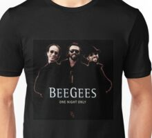 Bee Gees - One Night Only Unisex T-Shirt