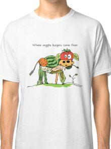 Veggie Burgers Classic T-Shirt