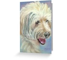 """ Molly Brown"" Greeting Card"