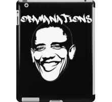 Obamanations Shirt iPad Case/Skin