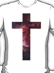 Galaxy Cross T-Shirt