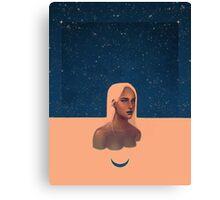 Solar|Lunar - Day Canvas Print