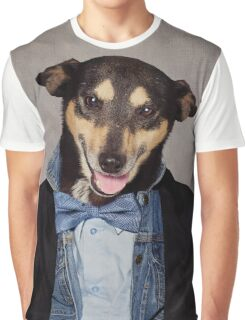 Shelter Pets Project - Fonzie Graphic T-Shirt