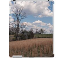 Abandon Homestead Surry County, NC iPad Case/Skin