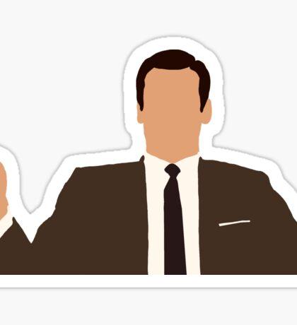 Don Draper Sticker