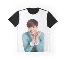 Lee Jong Suk Graphic T-Shirt