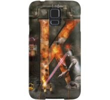 Steampunk - Alphabet - K is for Killer Robots Samsung Galaxy Case/Skin
