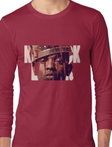 "Kendrick Lamar ""King"" Design Long Sleeve T-Shirt"