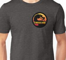 Mortal Kombat: Finish Him! Unisex T-Shirt