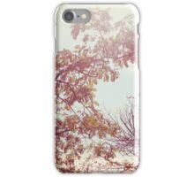 November Woodlands iPhone Case/Skin