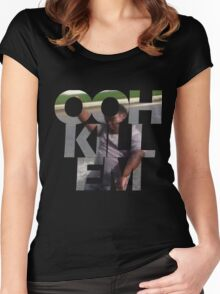 Ooh Kill Em Women's Fitted Scoop T-Shirt