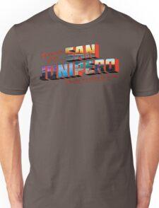 san junipero Unisex T-Shirt