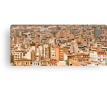 Athensscape 1 Canvas Print