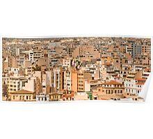 Athensscape 1 Poster