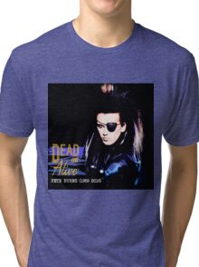 Pete Burns Dead or Alive Band Tri-blend T-Shirt